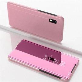 Funda Libro Smart Translucida Samsung Galaxy A10 Rosa