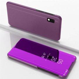 Funda Libro Smart Translucida Samsung Galaxy A10 Lila
