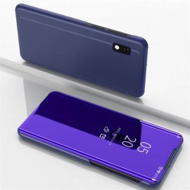 Funda Libro Smart Translucida Samsung Galaxy A10 Morada