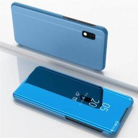 Funda Libro Smart Translucida Samsung Galaxy A10 Azul