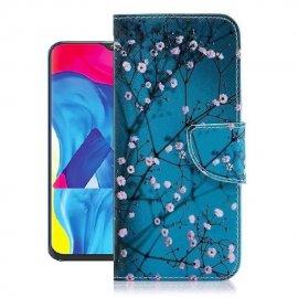 Funda Libro Samsung Galaxy A10 Soporte Blossom