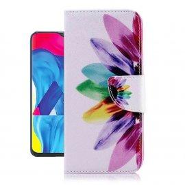 Funda Libro Samsung Galaxy A10 Soporte Plumas