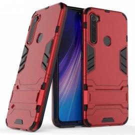 Funda Xiaomi Redmi Note 8 Anti Golpes Roja