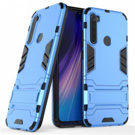 Funda Xiaomi Redmi Note 8 Anti Golpes Azul