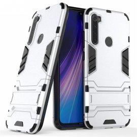 Funda Xiaomi Redmi Note 8 Anti Golpes Gris Plata