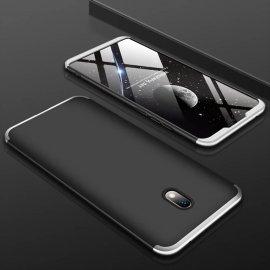 Funda 360 Xiaomi Redmi 8A Gris y Negra