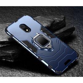 Funda Xiaomi Redmi 8A Anillo Soporte Azul