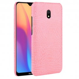 Carcasa Xiaomi Redmi 8A Cocodrilo Rosa