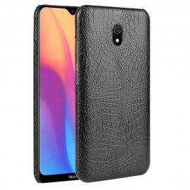 Carcasa Xiaomi Redmi 8A Cocodrilo Negra
