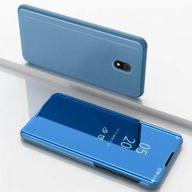 Funda Libro Smart Translucida Xiaomi Redmi 8A Azul