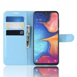 Funda Libro Xiaomi Redmi 8A Soporte Azul