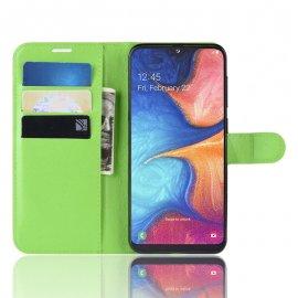 Funda Libro Xiaomi Redmi 8A Soporte Verde