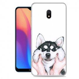 Funda Xiaomi Redmi 8A Gel Dibujo Perro