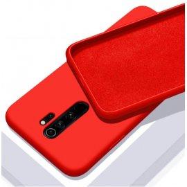 Carcasa Xiaomi Redmi Note 8 Pro Lavable Mate Roja