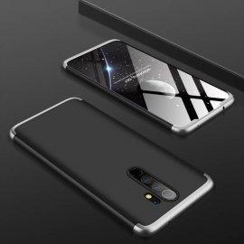Funda 360 Xiaomi Redmi Note 8 Pro Negra y Gris