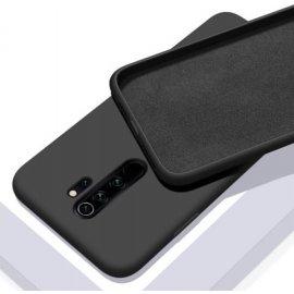 Carcasa Xiaomi Redmi Note 8 Pro Lavable Mate Negra