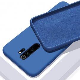 Carcasa Xiaomi Redmi Note 8 Pro Lavable Mate Azul