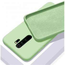 Carcasa Xiaomi Redmi Note 8 Pro Lavable Mate Verde