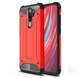 Funda Xiaomi Redmi Note 8 Pro Shock Roja
