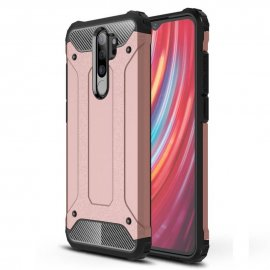 Funda Xiaomi Redmi Note 8 Pro Shock Rosa