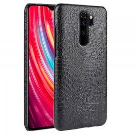 Carcasa Xiaomi Redmi Note 8 Pro Cocodrilo Negra