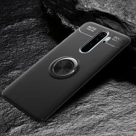 Funda Xiaomi Redmi Note 8 Pro Tpu Anillo Negra