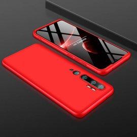 Funda 360 Xiaomi Mi Note 10 Roja