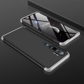 Funda 360 Xiaomi Mi Note 10 Negra y Gris