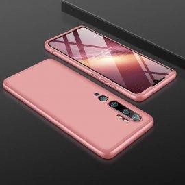 Funda 360 Xiaomi Mi Note 10 Rosa