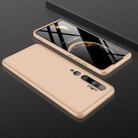 Funda 360 Xiaomi Mi Note 10 Dorada