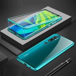 Funda Cubretodo Xiaomi Mi Note 10 Magnetica Verde