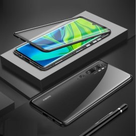 Funda Cubretodo Xiaomi Mi Note 10 Magnetica Negra