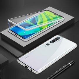Funda Cubretodo Xiaomi Mi Note 10 Magnetica Blanca