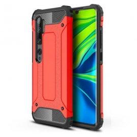 Funda Xiaomi MI Note 10 Shock Resistente Roja