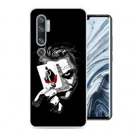 Funda Xiaomi MI Note 10 Gel Dibujo Joker