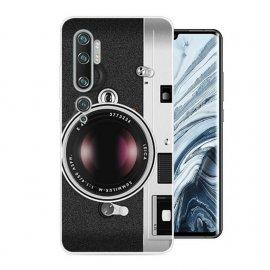 Funda Xiaomi MI Note 10 Gel Dibujo Camara