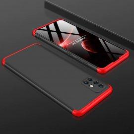 Funda 360 Samsung Galaxy A51 Negra y Roja