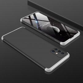 Funda 360 Samsung Galaxy A51 Negra y Gris