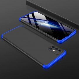 Funda 360 Samsung Galaxy A51 Negra y Azul