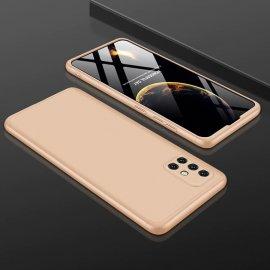 Funda 360 Samsung Galaxy A51 Dorada