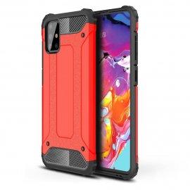 Funda Samsung Galaxy A51 Shock Resistante Roja