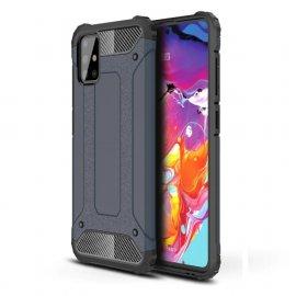 Funda Samsung Galaxy A51 Shock Resistante Navy