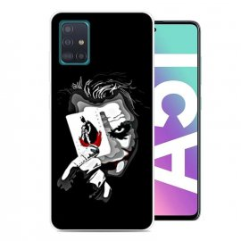 Funda Samsung Galaxy A51 TPU Dibujo Joker