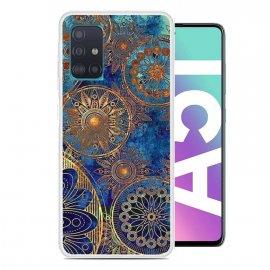 Funda Samsung Galaxy A51 TPU Dibujo Mandala