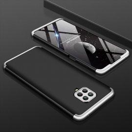 Funda Xiaomi Redmi Note 9 Pro 360 Negra y Gris