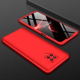 Funda Xiaomi Redmi Note 9 Pro 360 Roja