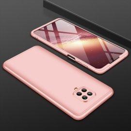 Funda Xiaomi Redmi Note 9 Pro 360 Rosa