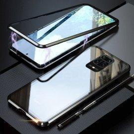 Funda Cubretodo Xiaomi Redmi Note 9 PRO Magnetica Negra