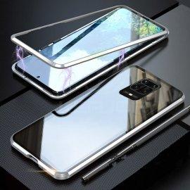 Funda Cubretodo Xiaomi Redmi Note 9 PRO Magnetica Gris