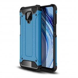 Funda Xiaomi Redmi Note 9 Pro Shock Resistente Azul